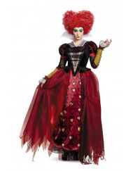 Adult Alice in Wonderland Red Queen Costume