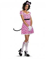 Adult Classic Pink Minnie Mouse Costume