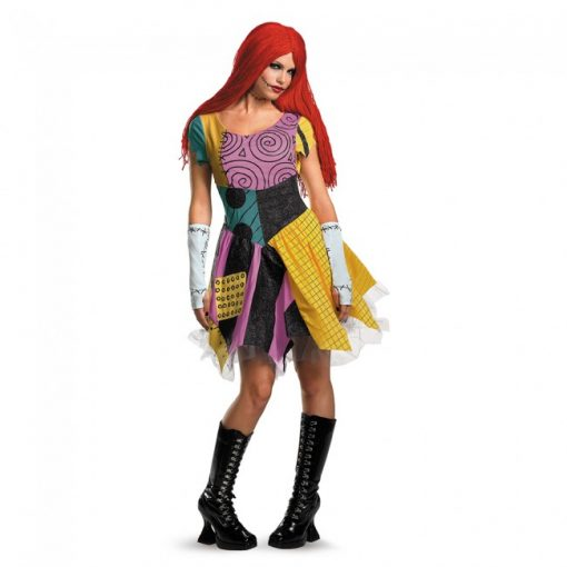 Adult Deluxe Sally Costume