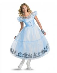 Adult Alice In Wonderland Alice Costume