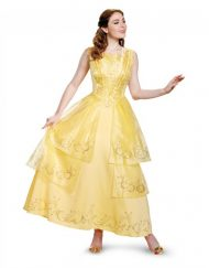 Adult Prestige Beauty and the Beast Belle Costume