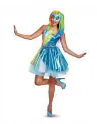 Adult Deluxe Rainbow Dash Costume