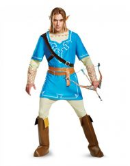 Adult Breath of the Wild Link Costume