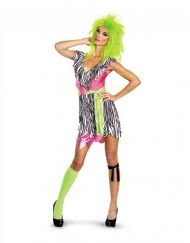 Adult Jem & The Holograms Pizzazz Costume