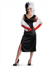 Adult 101 Dalmations Cruella De Vil Costume