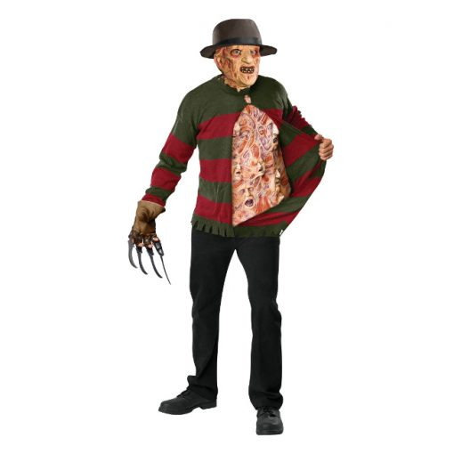 Freddy Krueger Chest of Souls Costume