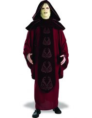 Supreme Edition Adult Emperor Palpatine Costume