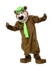 Super Deluxe Adult Yogi Bear Costume