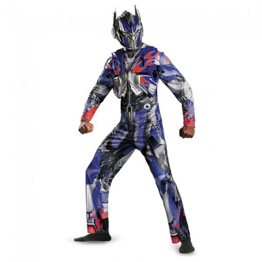 Adult Transformers  Optimus Prime Costume