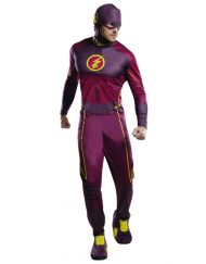 Adult Flash Costume - The Flash TV Series