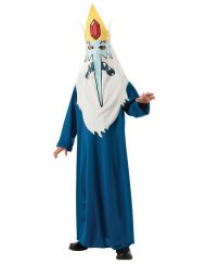 Adult Adventure Time Ice King Costume