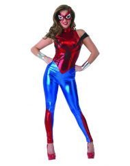 Secret Wishes Adult Spider-Girl Costume
