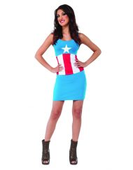 Adult American Dream Tank Dress