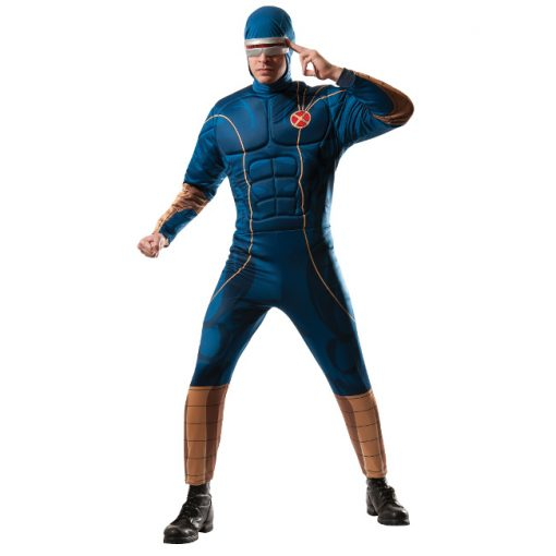 Deluxe Muscle Chest Adult Cyclops Costume