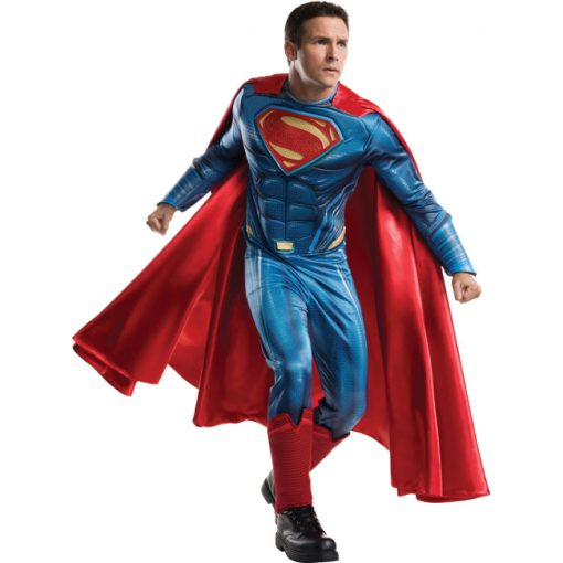Grand Heritage Adult Superman Costume