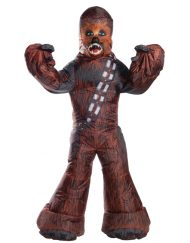 Chewbacca Inflatable Adult Costume