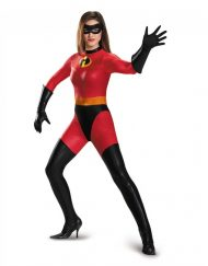 Adult Mrs. Incredible Bodysuit Costume