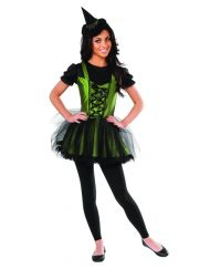 Women's Wicked Witch of the West Dress Costume