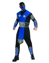 Jumpsuit Adult Sub-Zero Costume