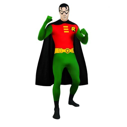 2nd Skin Suit Adult Robin Costume