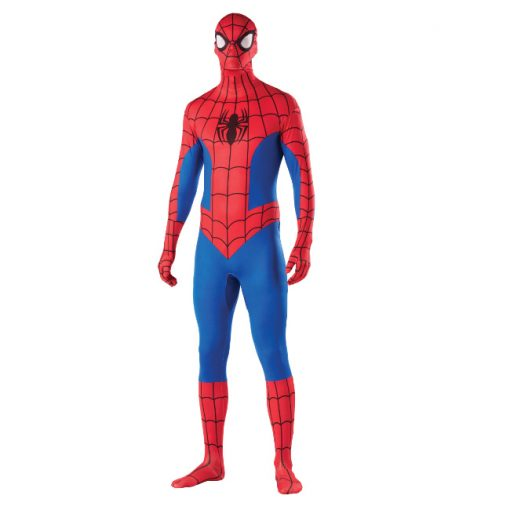 2nd Skin Adult Spider-Man Costume