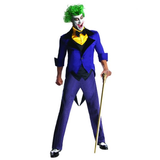 Adult Joker Costume - Gotham City Most Wanted