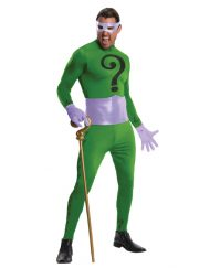 Grand Heritage Adult Riddler Costume - Classic Batman TV Show 1966
