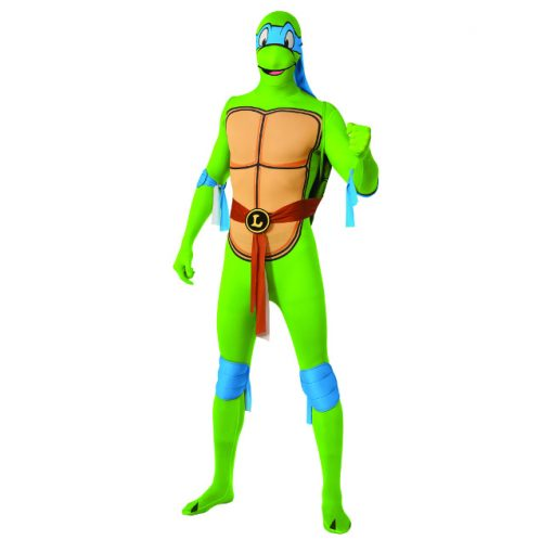 2nd Skin Suit Adult Leonardo Costume