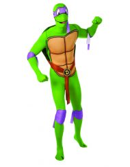2nd Skin Suit Adult Donatello Costume