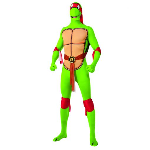 2nd Skin Suit Adult Raphael Costume