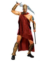 Deluxe Adult Spartan Costume