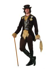 Steampunk Adult Cowardly Lion Costume