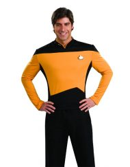 Deluxe Adult Star Trek Uniform Costume