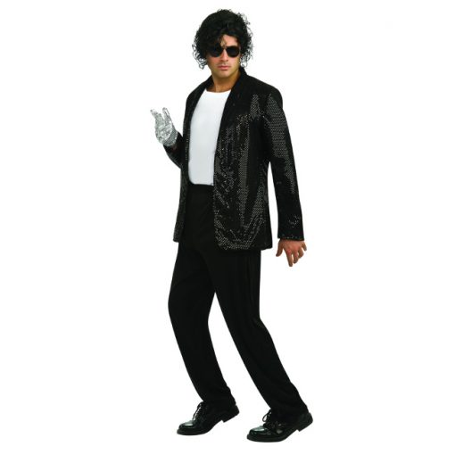 Billy Jean Deluxe Adult Michael Jackson Jacket