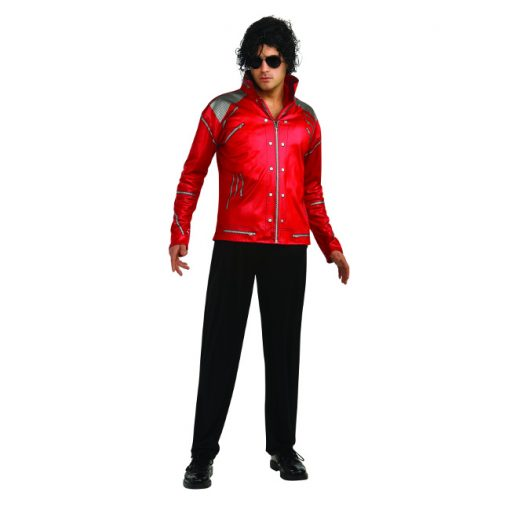 Beat It Red Adult Michael Jackson Jacket