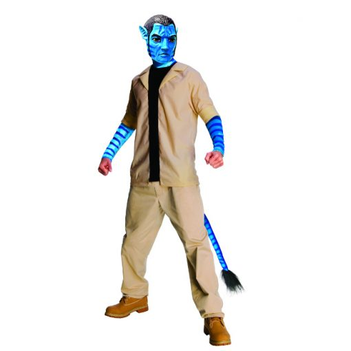Adult Avatar Jake Sully Costume