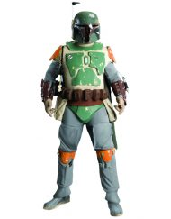 Supreme Edition Adult Boba Fett Costume