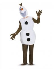 Adult Deluxe Frozen Olaf Costume