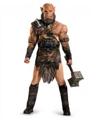 Adult Deluxe Warcraft Orgrim Costume