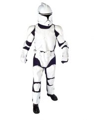Deluxe Kids Clone Trooper Costume