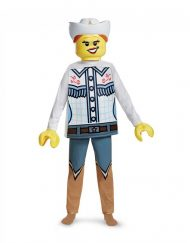 Lego - Cowgirl Deluxe Costume