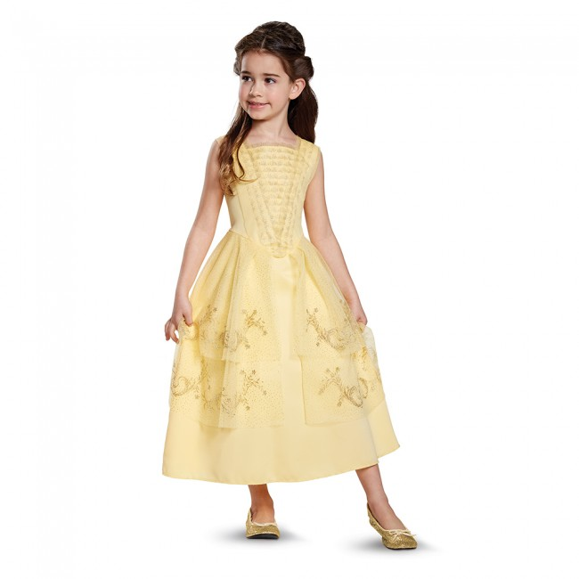 Beauty and the Beast - Belle Ball Gown Classic Costume