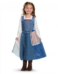 Beauty and the Beast - Belle Village Dress Deluxe Costume