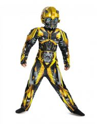 Transformers - Bumblebee Classic Muscle Costume