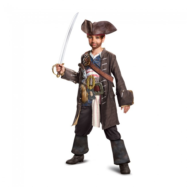 Pirates of the Caribbean - Jack Sparrow Prestige Costume