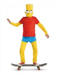 The Simpsons - Bart Simpson Deluxe Costume