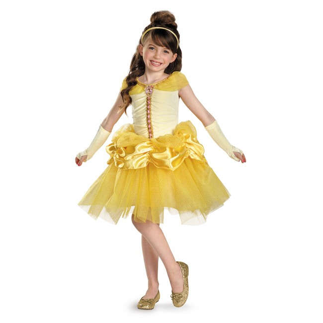 Beauty and the Beast - Belle Tutu Prestige Costume