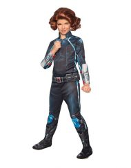 Deluxe Kids Black Widow Costume