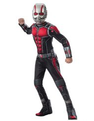 Deluxe Muscle Chest Kids Ant-Man Costume