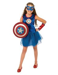 Tutu Dress Kids American Dream Costume
